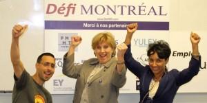 Célébration Défi Montréal