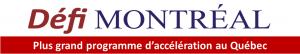 Défi Montréal - Plus grand programme d'accélération au Québec
